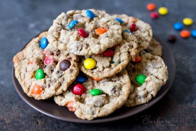 Boyfriend Cookies - Barbara Bakes