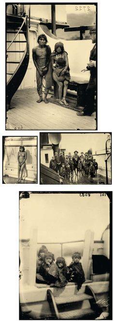 INDIGENAS CHILENOS EXHIBIDOS EN EUROPA   BLOG DE HISTORIA (y muchas cosas más) DEL C.E.P. CAROLINA LLONA - MAIPÚ