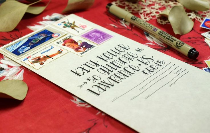 """""""Stitches"""" Printable Hand-Lettering Exemplar 
