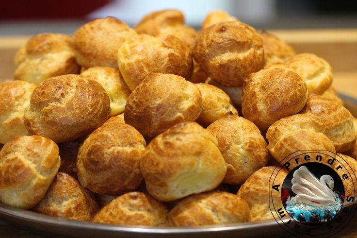 Pâte à choux de Lenôtre http://www.aprendresansfaim.com/2016/11/pate-choux-de-lenotre.html