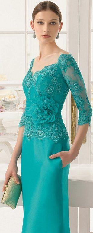 Invitadas con vestidos de encaje | Preparar tu boda es facilisimo.com