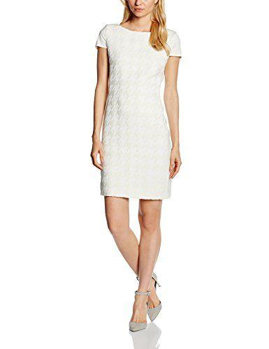 #Strenesse #Damen #Kleid #Dress #Darinka, #Weiß #(Offwhite #110), #34 - Strenesse Damen Kleid Dress Darinka,…