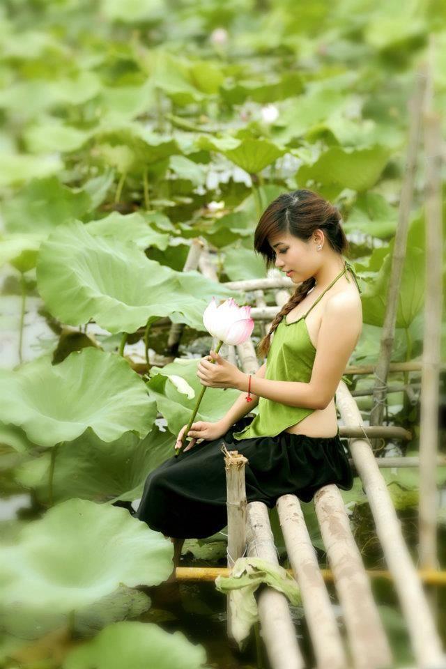 #viet nam #people #girl