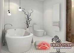 Белоснежный интерьер ванной комнаты. МОДНЫЙ БЕЛЫЙ ЦВЕТ В ВАННОЙ КОМНАТЕ  В последние годы у собственников городских квартир и загородных домов большой популярностью пользуется БЕЛОСНЕЖНЫЙ ИНТЕРЬЕР ВАННОЙ КОМНАТЫ. Это модное дизайнерское решение позволяет создать привлекательную, эстетичную, оригинальную комнату, пользоваться которой... http://energy-systems.ru/main-articles/architektura-i-dizain/7738-belosnezhnyy-interer-vannoy-komnaty  #Архитектура_и_дизайн…
