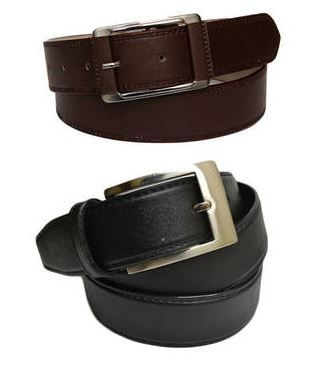 PayTM : Skyways Leather Belt ( Buy 1 Get 1 Free) Lending you a classy yet stylish look are these belts from the house of Skyways. Grab this amazing deal of black and brown leather belts today