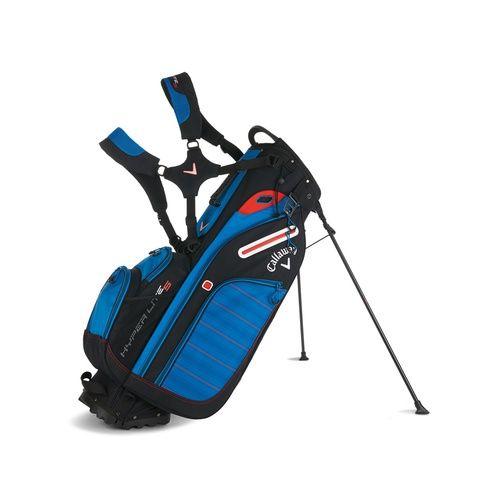 Callaway Golf 2016 Hyper-Lite 5 Stand Bag (Black/Blue/Orange)