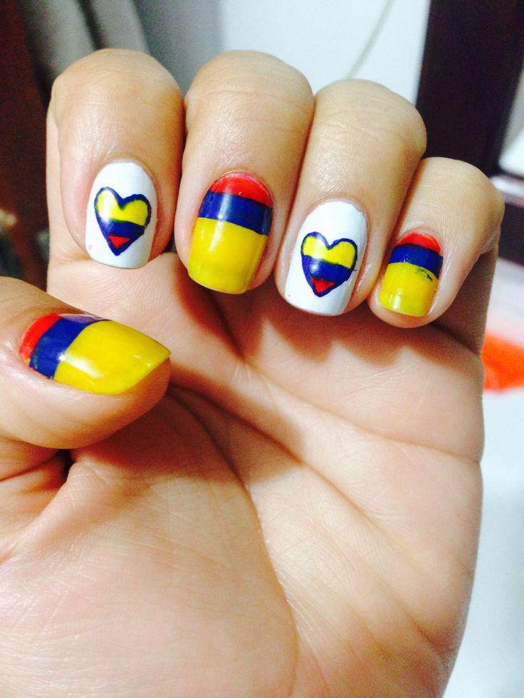 ¡Llevamos a Colombia en el corazón!