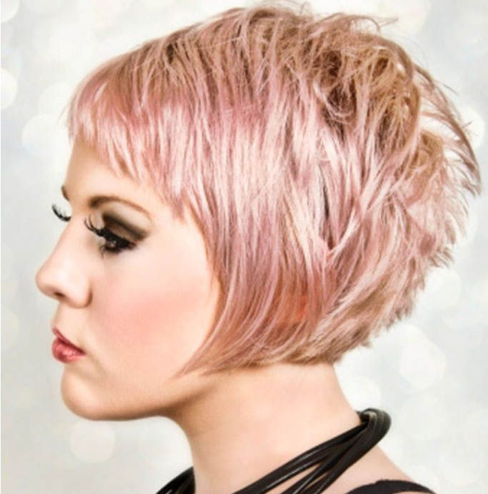2013 Short Stacked Bob Hairstyles For Thin Hair Haircuts Styles .