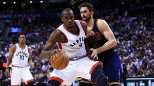 "Serge Ibaka ""No nací en la selva"" 