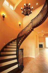 Iron Railings   Custom Iron Staircase Railings & Balcony Railings
