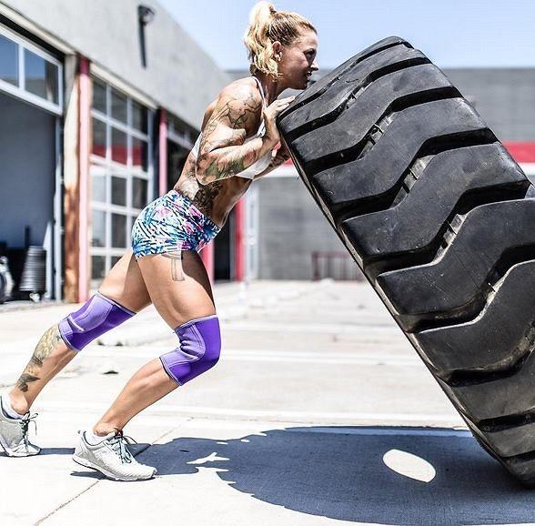 Christmas Abbott jest utytułowaną zawodniczką i trenerką CrossFit. Problemy z…