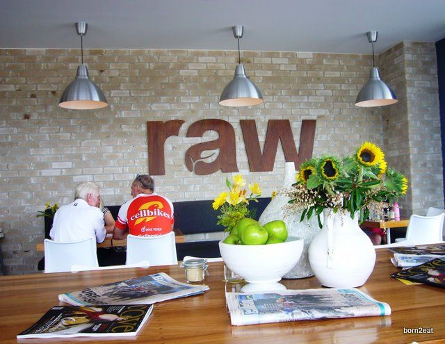 Raw Kitchen and espresso restaurant Sanctuary Cove Good Food Gold Coast | Good Food Gold Coast