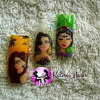 Nail art. Rosario  Kalisis Nails Rosario en Rosario, Santa Fe