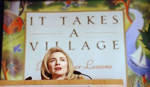 'Slave evoking' passage in Hillary Clinton's book resurfaces and has libs gasping for breath