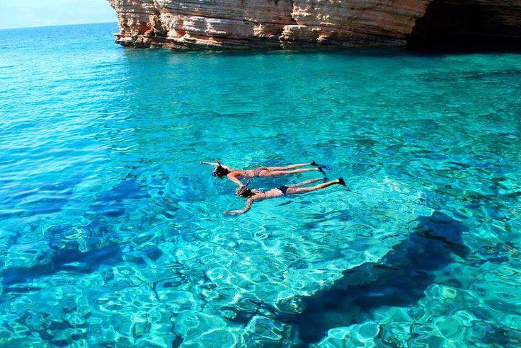 Koufonisia snorkeling anyone Koufonisia island