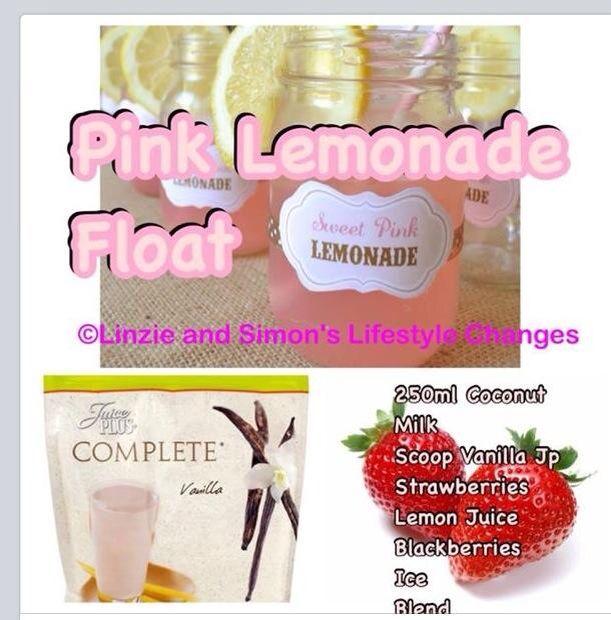 Another amazing juice plus shake