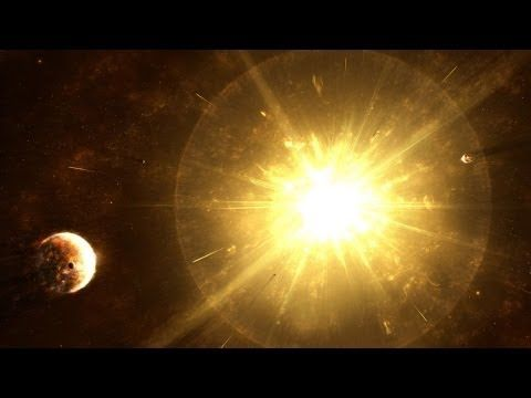 Space documentary national geographic death of the sun for Space documentaries