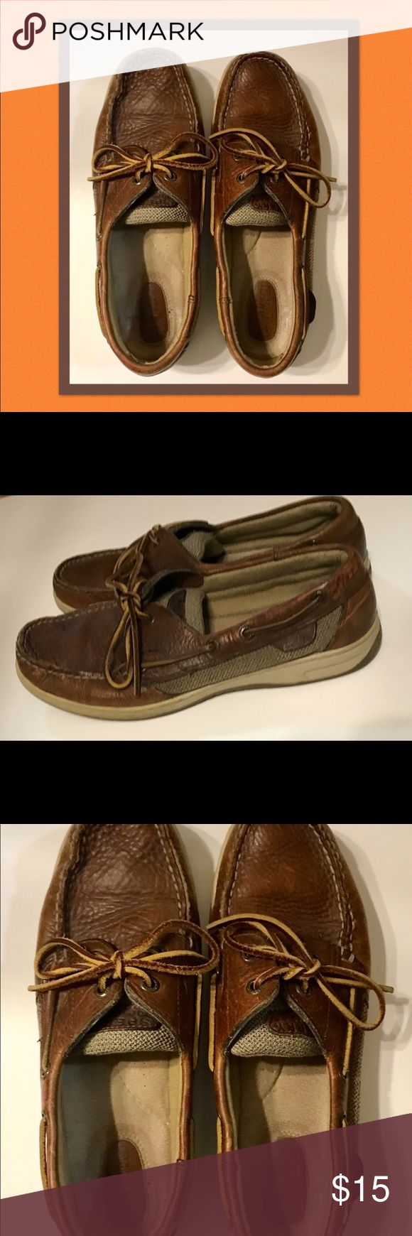 MENS SPERRY TOP SIDERS GUEC Sperry Top-Sider Shoes Boat Shoes