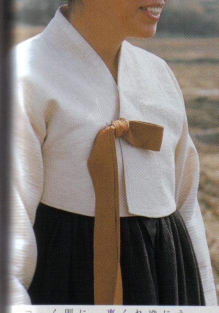 Hanbok.