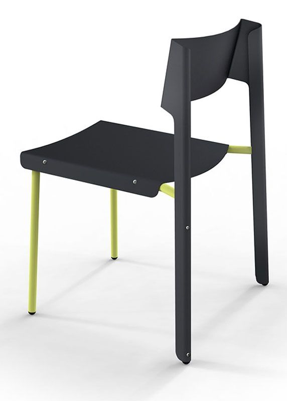 Marco Dessi Has Designed Dakar Chair For Italian Furniture Manufacturer  Skitsch. In Designeru0027s Words, U201cThe Design Of The Backrest Which Is Made Out  Of Only