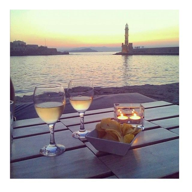 #Relaxation #Romance #Chania #Crete Photo credits: @magda_duma
