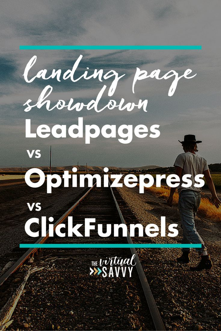 Some Known Incorrect Statements About Optimizepress Vs Leadpages