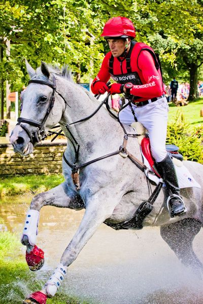 Burghley Horse Trials 2013 - Helen Griffin Photography