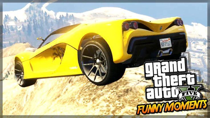 "GTA 5 Funny Moments - ""I BROKE THE RACE!?"" #3 (GTA 5 PC ONLINE)"