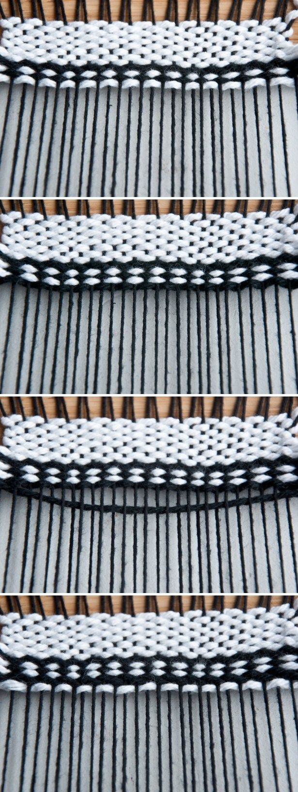 Oval Draft Pattern | The Weaving Loom