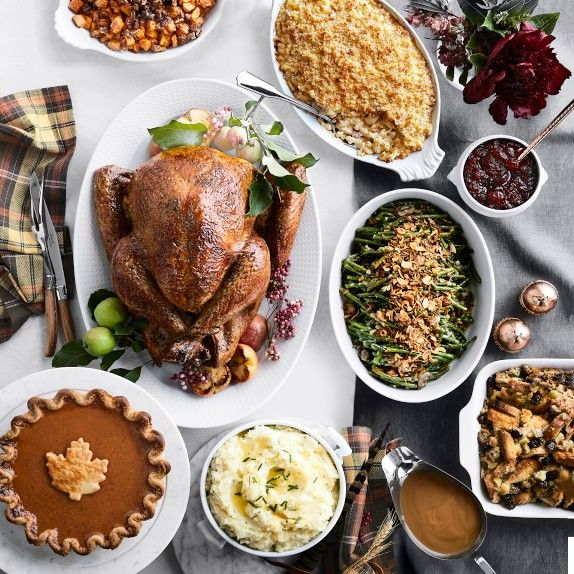 Complete Ultimate Turkey Dinner Thanksgiving Delivery Serves 8 Turkey Dinner Thanksgiving Dinner Recipes Thanksgiving Recipes