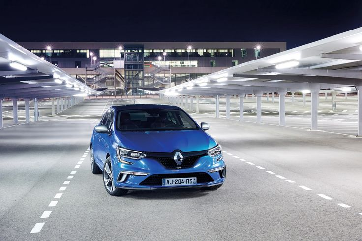 New Renault Mégane GT