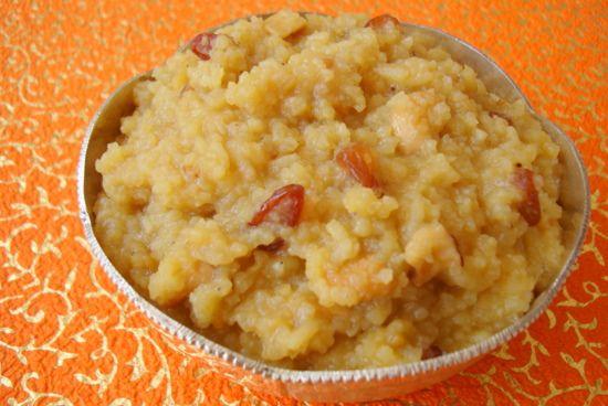 Navratri Special ~ Sweet Pongali