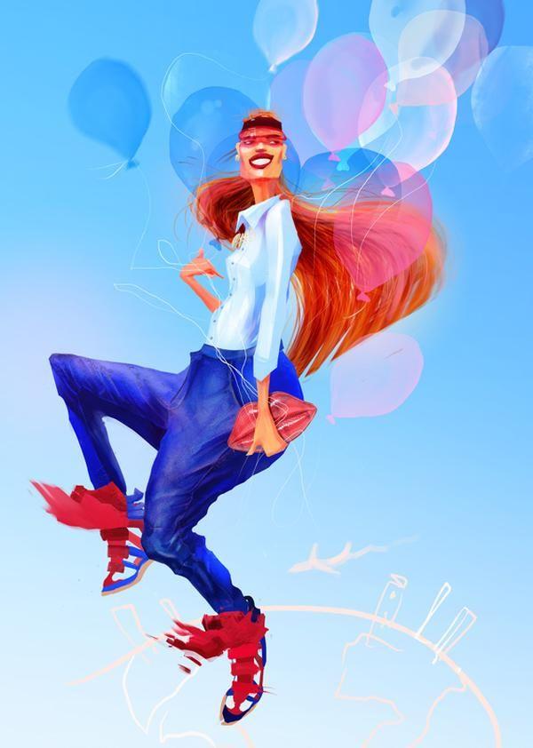 Natasha Shaloshvili Fashion Illustrations (10)
