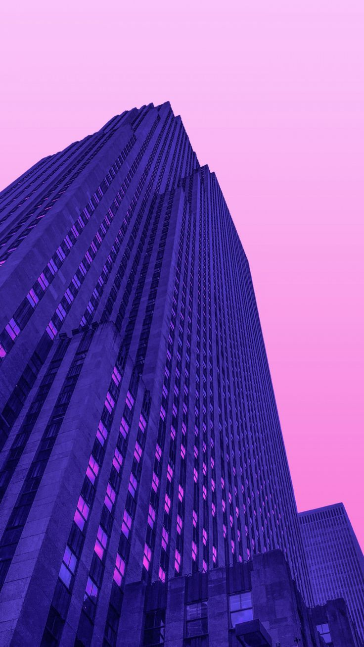 For example, let's say, every photo in the middle. 1080x1920 Pink sky, high building, architecture wallpaper ...