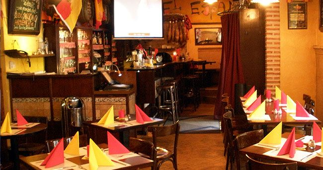 Nice Tapas Bar in Haidhausen:  El Espanol München | Spanisches Restaurant & Tapas-Bar | Flamenco, Tapas, Paella, Happy Hour.  Elespanol-muenchen.de