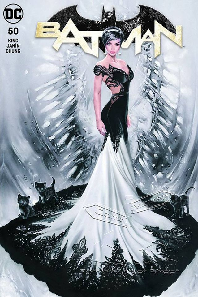 Batman 50 Complete Cover Checklist Catwoman Batman Wedding