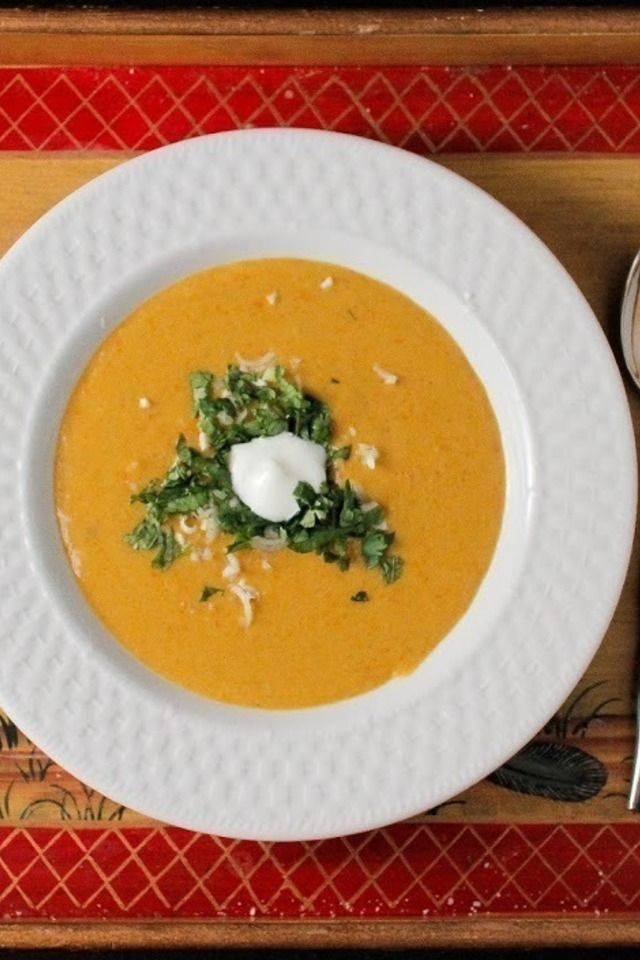 Curried Peanut Soup | Food and Libations | Pinterest