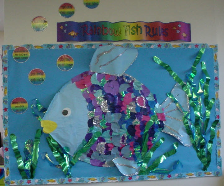 rainbow fish rules