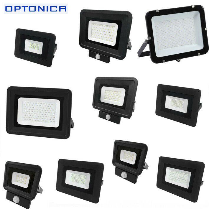 Optonica Led Projecteurs 6000k Lumiere Jour 10w 20w 30w 50w 100w 150w 250w Projecteur Terrasse Lamp
