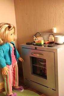 1000 ideas about American Kitchen Diy on Pinterest  Doll stuff