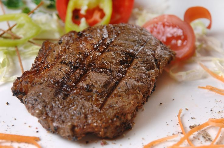 Amaryllis steak