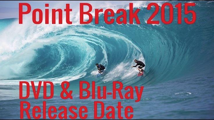 point break 2 DVD Release Date - Point Break 2015 DVD release date