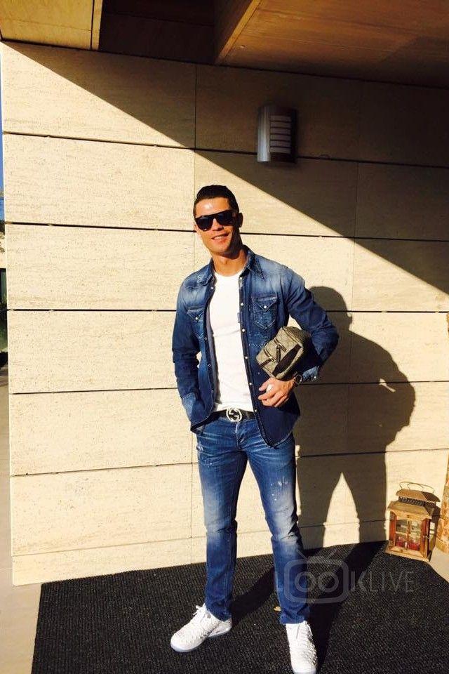 Cristiano Ronaldo Madrid, Spain 2015-03-04