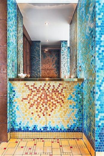 vacker mosaik - Fantastisch Mosaik Flie