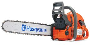 Husqvarna Chainsaws & Clearing Equipment for the Forest Industry
