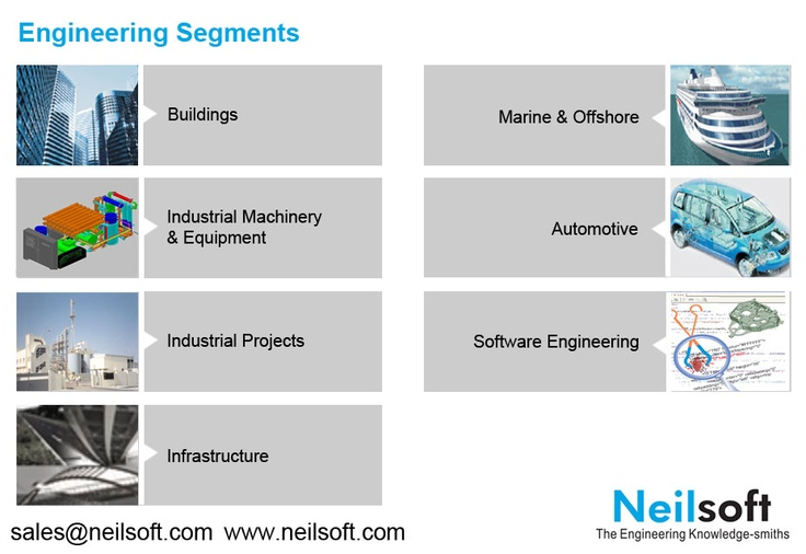 Engineering Services at Neilsoft
