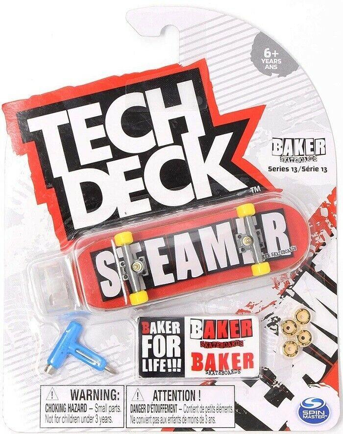 Tech Deck 96mm Fingerboard Series 13 Baker Elissa