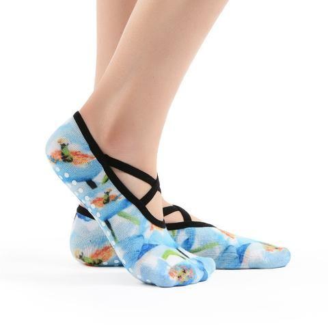 Women's Grip Non-Slip Socks