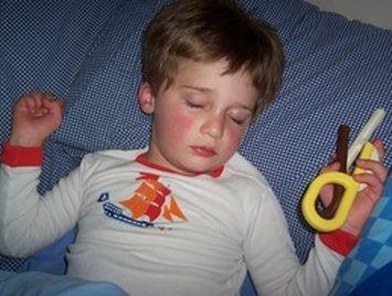 The Sensory Side of Sleeping... Sleep Challenges