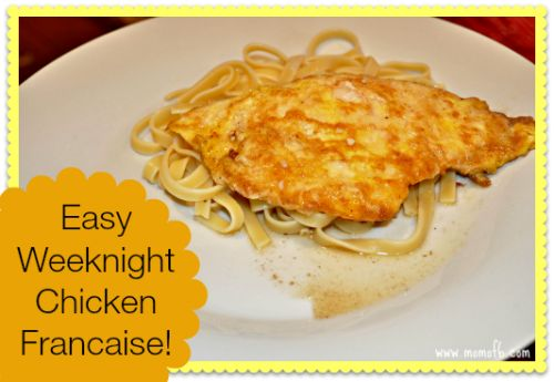 Easy Chicken Francaise5